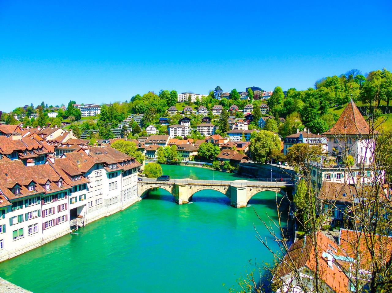 Que hacer en Berna en undía