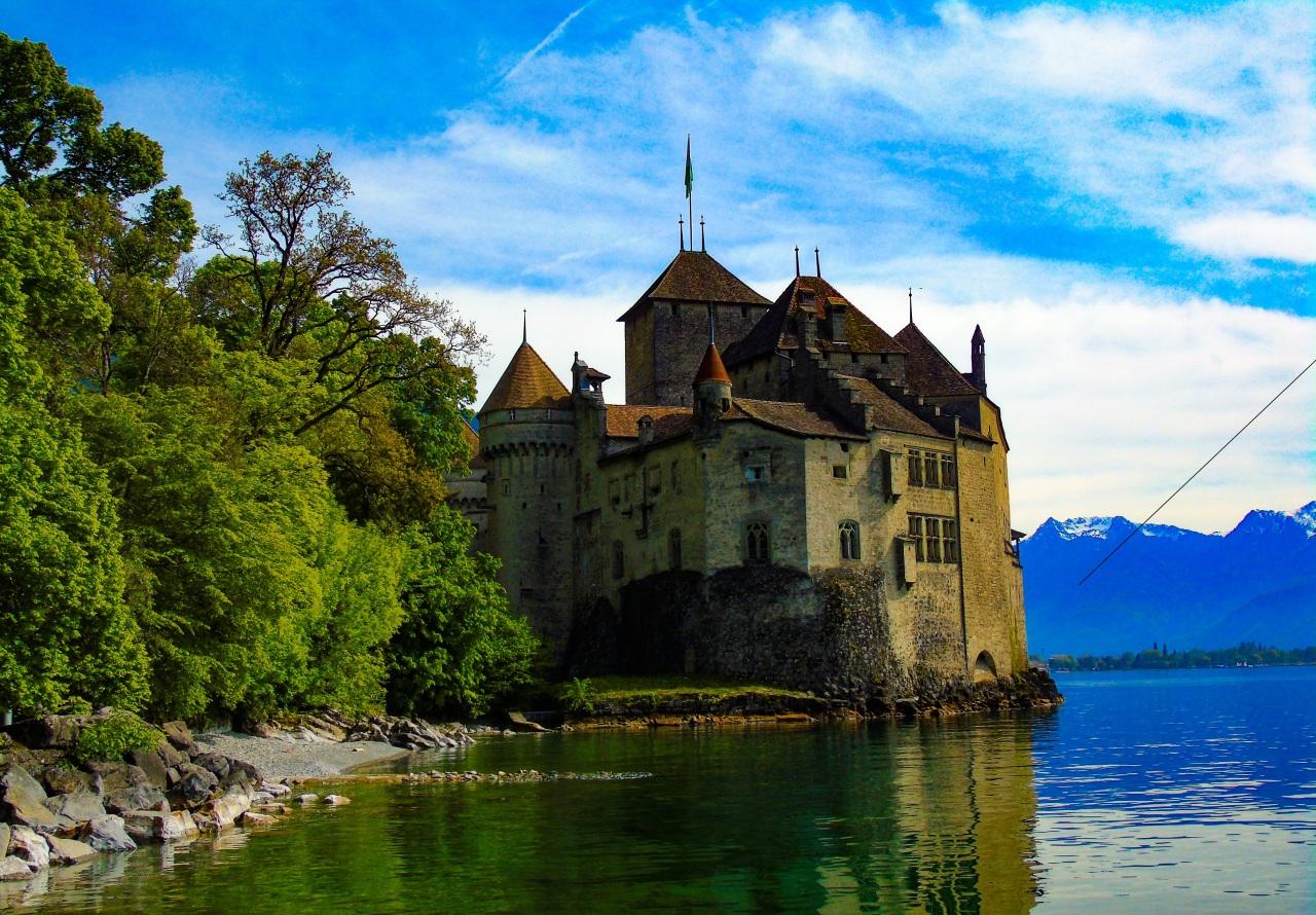 Castillo del Chillón(Suiza)