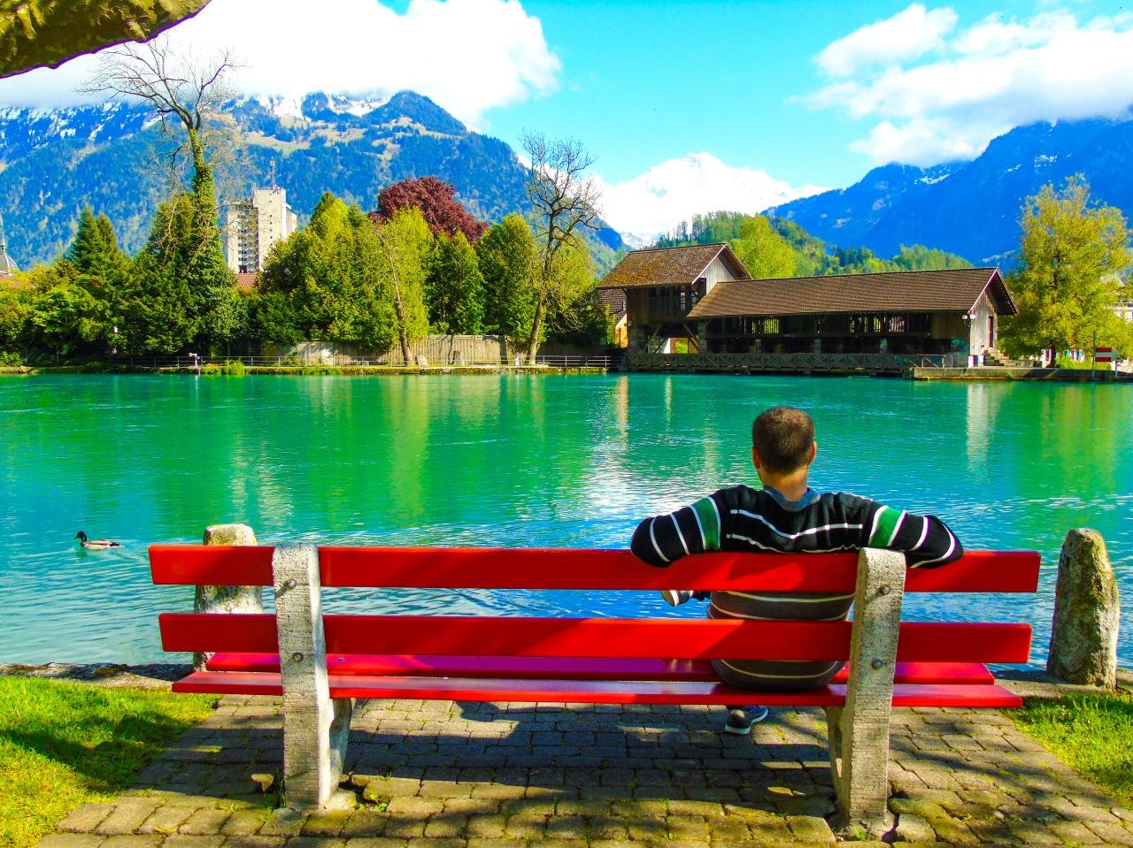 Interlaken en un dia (o en unashoras)
