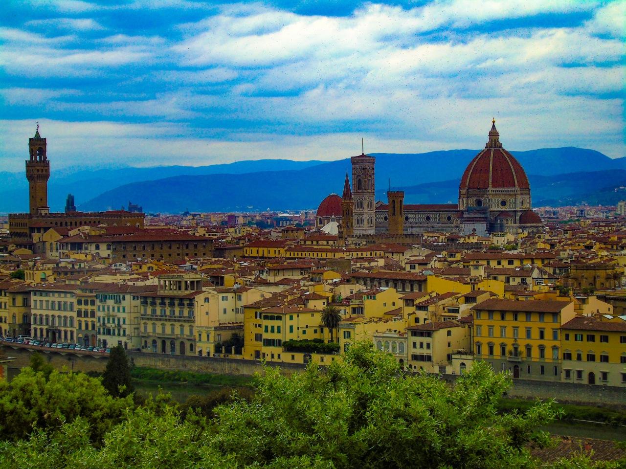 Que no deberías perderte de Florencia si vas undía