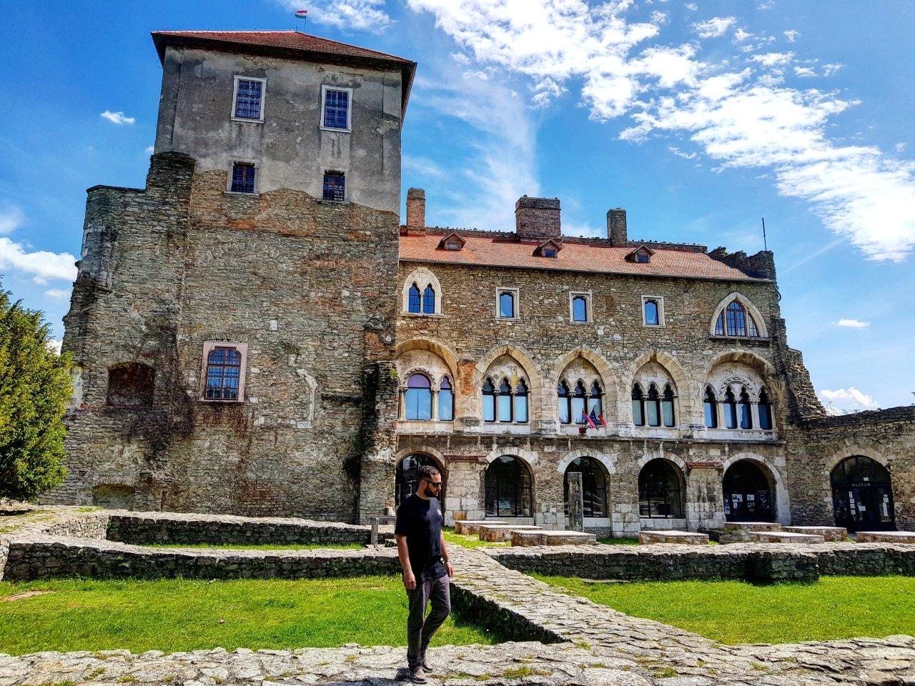 Castillo en Tata(Hungria)